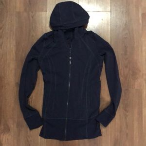 COPY - Lululemon daily practice jacket